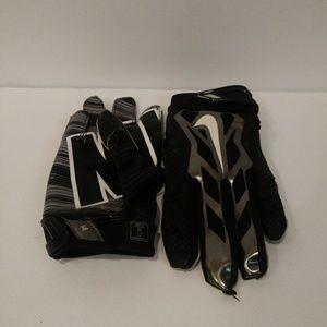 Nike Adult Vapor Jet 3.0 Men's Football Gloves M
